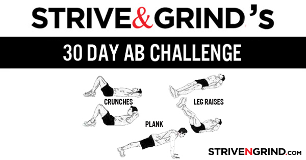 sng 30 day ab challenge